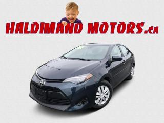 Used 2019 Toyota Corolla LE 2WD for sale in Cayuga, ON