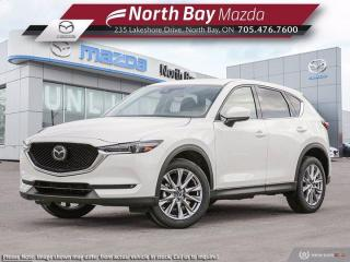 New 2021 Mazda CX-5 GT for sale in North Bay, ON