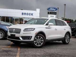 Used 2019 Lincoln Nautilus Select for sale in Niagara Falls, ON