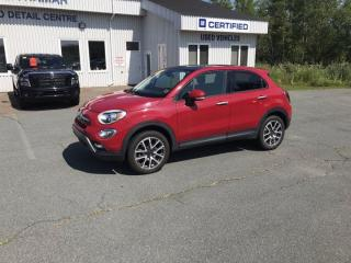 Used 2017 Fiat 500 X Trekking for sale in Amherst, NS