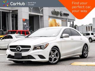 Used 2015 Mercedes-Benz CLA-Class CLA 250 4MATIC Heated Seats Blindspot Navigation for sale in Thornhill, ON