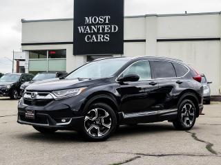 Used 2018 Honda CR-V AWD   TOURING   NAVIGATION   LED LIGHTS   REMOTE START   PANO SUNROOF for sale in Kitchener, ON