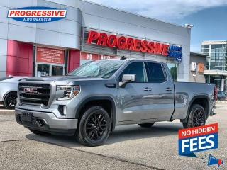Used 2019 GMC Sierra 1500 Elevation HEATED SEATS / BACK UP CAMERA for sale in Sarnia, ON