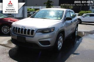 Used 2019 Jeep Cherokee Sport for sale in Nanaimo, BC