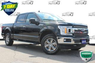 Used 2018 Ford F-150 XLT 302A 4X4 SUPERCREW CERTIFIED for sale in Hamilton, ON