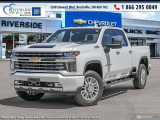 New 2021 Chevrolet Silverado 2500 HD High Country for sale in Brockville, ON