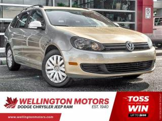 Used 2013 Volkswagen Golf Wagon Trendline | Low Km's | Clean CarFax for sale in Guelph, ON