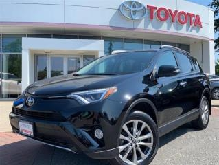 Used 2017 Toyota RAV4 AWD LIMITED for sale in Surrey, BC