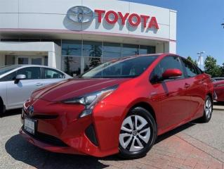 Used 2018 Toyota Prius Touring CVT for sale in Surrey, BC