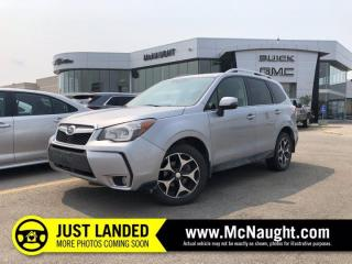 Used 2016 Subaru Forester XT Touring | Heated Seats | Remote Start  | for sale in Winnipeg, MB