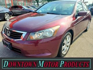 Used 2008 Honda Accord EX-L for sale in London, ON