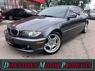 Used 2005 BMW 3 Series 330CI for sale in London, ON