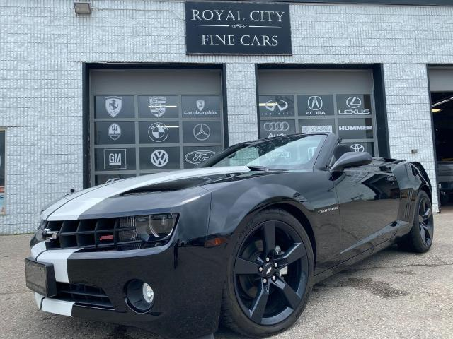 2011 Chevrolet Camaro RS 1LT Convertible/ 6-Speed/ Excellent Condition