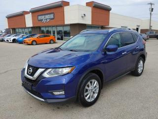 Used 2017 Nissan Rogue SV for sale in Steinbach, MB