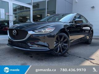 New 2021 Mazda MAZDA6 Kuro Edition for sale in Edmonton, AB
