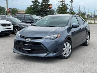Used 2018 Toyota Corolla LE ECO|heated seats|Bluetooth|Camera|Clean Carfax| for sale in Bolton, ON