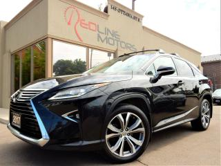 Used 2017 Lexus RX 350 Luxury.Navi.Cam.BlindSpot.LaneKeep.Radar.Warranty for sale in Kitchener, ON