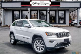 Used 2017 Jeep Grand Cherokee Limited for sale in Ancaster, ON