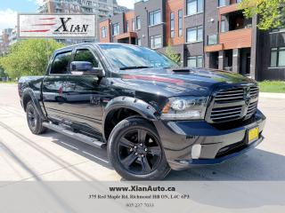 Used 2017 RAM 1500 SPORT for sale in Richmond Hill, ON