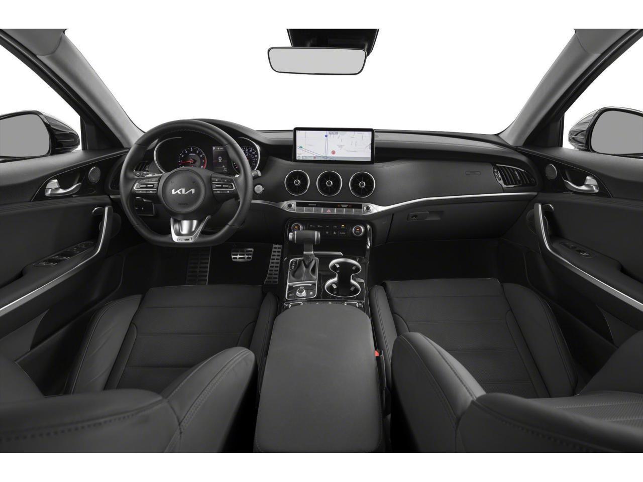 2022 Kia Stinger GT ELITE BLACK INT.