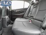 2017 Infiniti Q50 3.0T AWD, SUNROOF, BACKUP CAM, MEMORY SEATS, NAVI