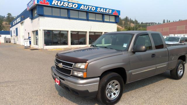 2007 Chevrolet Silverado 1500 LS - 4X4, 4.8L V8, 6ft 6in Box