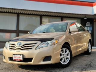 Used 2010 Toyota Camry LE LOW KMS! | Sunroof | Alloys | Great Condition for sale in Waterloo, ON