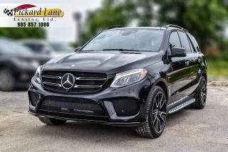 Used 2016 Mercedes-Benz GLE-Class 450 AMG||HEATED/COOLED SEATS||HEATED/COOLED CUPHOLDER||AMBIENT LIGHTING|| AND SO MUCH MORE!! for sale in Bolton, ON