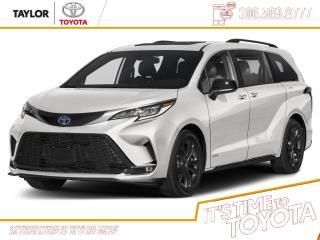 New 2021 Toyota Sienna XSE 7-Passenger for sale in Regina, SK