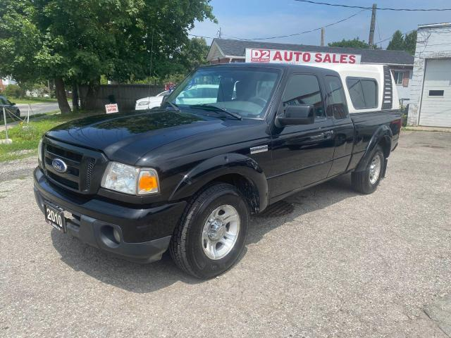 2010 Ford Ranger 5 Speed Manual/Extended/AC/AS IS Special