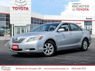 Used 2009 Toyota Camry LE V6 LE for sale in Ancaster, ON