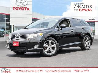 Used 2011 Toyota Venza V6 BASE for sale in Ancaster, ON