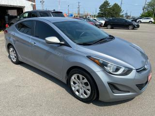 Used 2016 Hyundai Elantra GL ** HTD SEATS, BLUETOOTH , CRUISE  ** for sale in St Catharines, ON