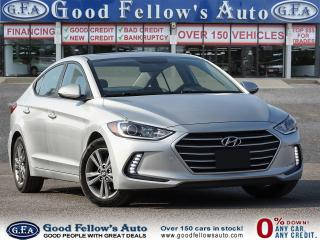 Used 2018 Hyundai Elantra GLS MODEL, SUNROOF, REARVIEW CAMERA, HEATED SEATS for sale in Toronto, ON