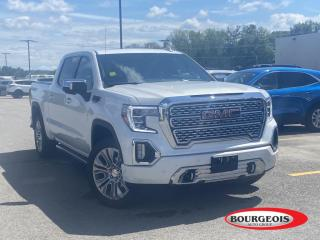 Used 2021 GMC Sierra 1500 Denali LEATHER HEATED SEATS/ STEERING, NAVIGATION for sale in Midland, ON