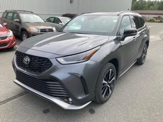New 2021 Toyota Highlander AWD + XSE PACKAGE +DEMO!! for sale in Cobourg, ON