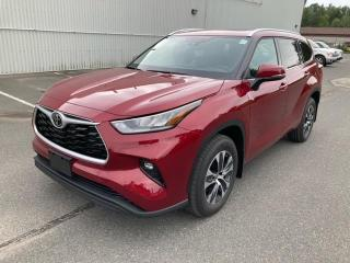 New 2021 Toyota Highlander AWD + XLE PACKAGE! for sale in Cobourg, ON