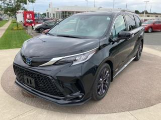 New 2021 Toyota Sienna XSE 7-Passenger XSE + TECHNOLOGY PACKAGE! for sale in Cobourg, ON