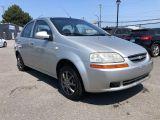Photo of Gray 2005 Chevrolet Aveo