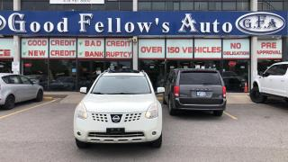Used 2010 Nissan Rogue SL MODEL, AWD, LEATHER SEATS, POWER SEAT, SUNROOF for sale in Toronto, ON