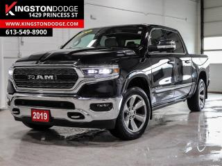 Used 2019 RAM 1500 Limited | Crew Cab | 4X4 | One Owner | Loaded | for sale in Kingston, ON