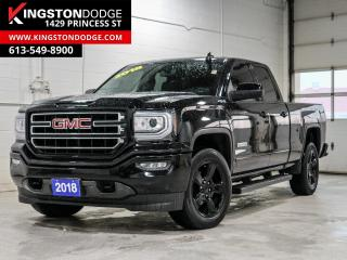 Used 2018 GMC Sierra 1500 Base | Double Cab | 4X4 | One Owner | for sale in Kingston, ON