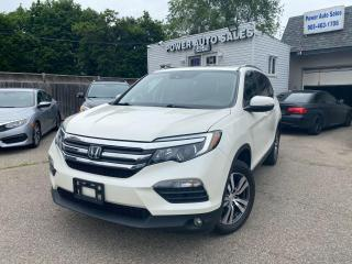 Used 2017 Honda Pilot 4WD 4dr EX for sale in Brampton, ON