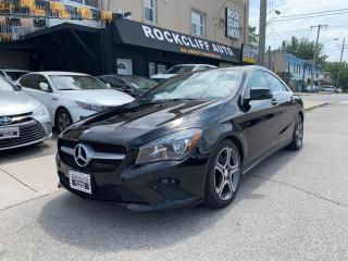 Used 2015 Mercedes-Benz CLA-Class 4dr Sdn CLA 250 4MATIC for sale in Scarborough, ON