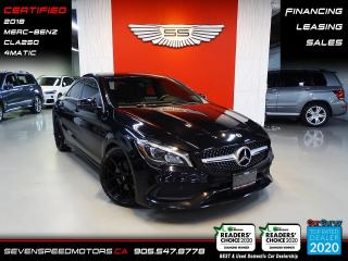 Used 2018 Mercedes-Benz CLA-Class for sale in Oakville, ON