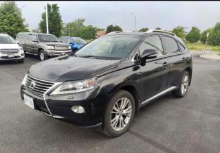 Used 2013 Lexus RX 350 Premium  AWD Navigation /Sunroof /Camera for sale in North York, ON