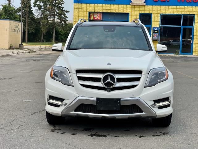 2014 Mercedes-Benz GLK-Class GLK 250 BlueTec Navigation/Pano Roof/Camera Photo9