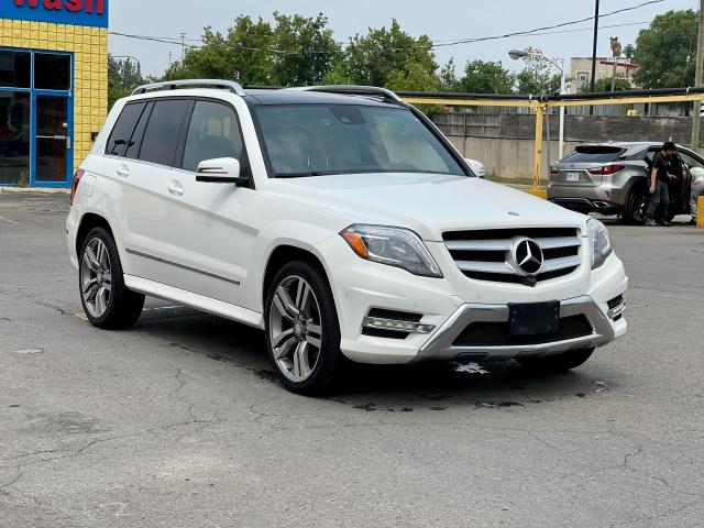 2014 Mercedes-Benz GLK-Class GLK 250 BlueTec Navigation/Pano Roof/Camera Photo8