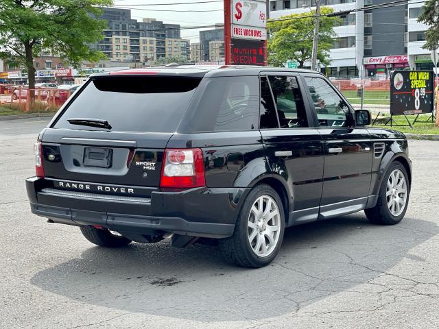 2009 Land Rover Range Rover Sport HSE Navigation /Sunroof/Camera//51K Photo6