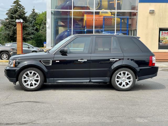 2009 Land Rover Range Rover Sport HSE Navigation /Sunroof/Camera//51K Photo2